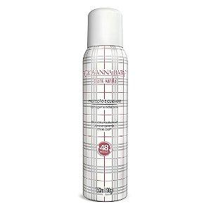 Desodorante Aerossol Giovanna Baby Blanc Vanilla 150 ml