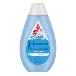 Kit c/ 3 Shampoo JOHNSON'S Baby Cheirinho Prolongado 400ml