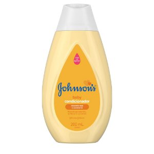 Kit c/ 4 Condicionador JOHNSON'S Baby Regular 200 ml