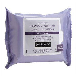 Lenço Demaquilante NEUTROGENA Night Calming