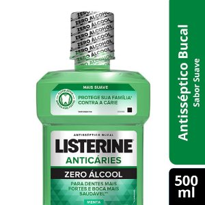 Antisséptico Bucal LISTERINE Anticaries 500ml