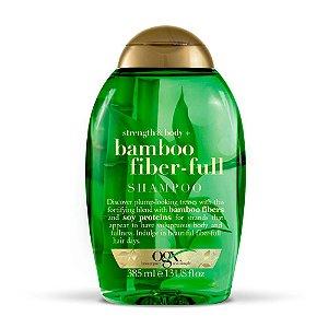 Shampoo Bamboo Fiber OGX 385ML