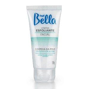 Creme Esfoliante Facial de Alecrim Depil Bella 50g