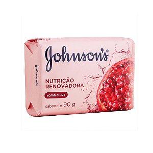 Sabonete em Barra JOHNSON'S Nutrição Renovadora 90g