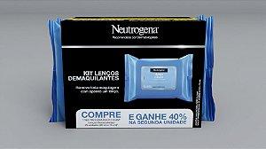 Promopack Neutrogena Deep Clean Lenços Demaquilantes