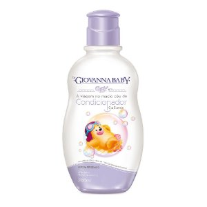 Kit c/ 2 Condicionador Giovanna Baby Giby 200 ml
