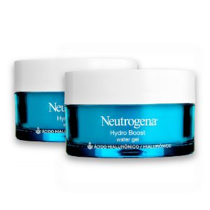 Kit com 2 Hidratantes Facial NEUTROGENA Hydro Boost Water Gel 50g