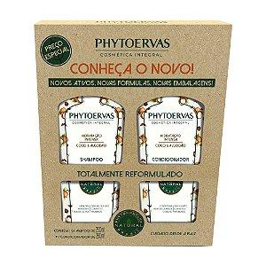 Phytoervas Hidratação Intensa Shampoo + Condicionador 250ml