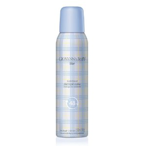 Leve 3 Pague 2 Desodorante Aerossol Giovanna Baby Blue 150 ml