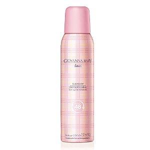 Leve 3 Pague 2 Desodorante Aerossol Giovanna Baby Classic 150 ml