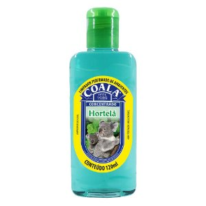 Essência para Limpeza Concentrada Coala 120ml Hortelã