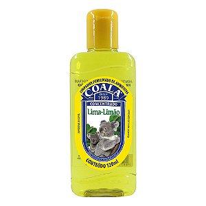 Essência para Limpeza Concentrada Coala 120ml Lima Limão