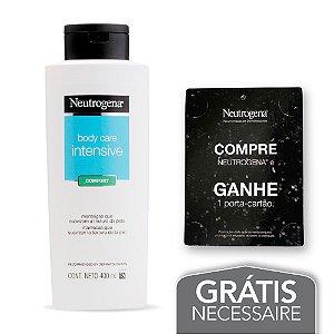 Na compra de 1 Hidratante Corporal NEUTROGENA BODY CARE Intensive Comfort 400ml Leve 1 Porta Cartão Neutrogena