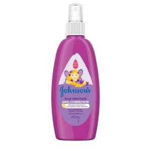 Spray para Pentear JOHNSON'S Força Vitaminada 200ml