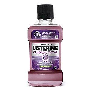 Antisséptico Bucal LISTERINE Cuidado Total 250 ml