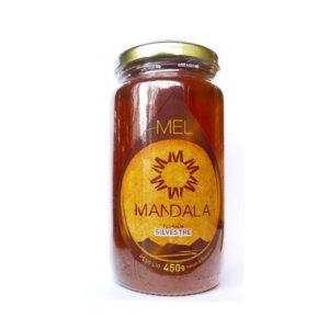 Mel Mandala 100% Natural - Flores Silvestres 450 Gr