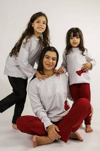 Pijama Adulto Feminino