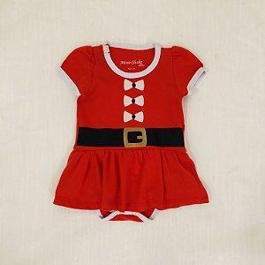Body Vestido Especial Natal