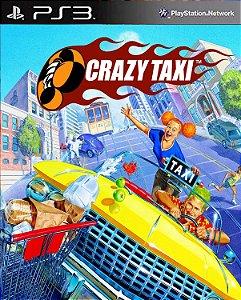 Crazy taxi ps3 psn midia digital