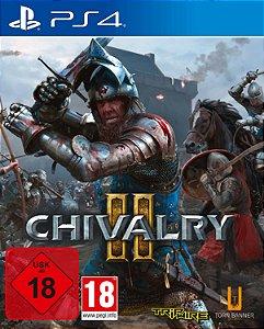 Chivalry 2 PS4 e PS5- PSN Mídia digital