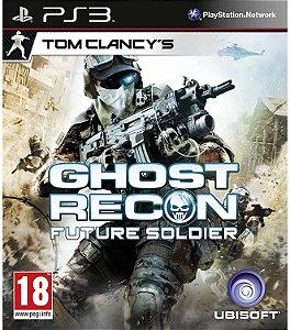 TOM CLANCY'S GHOST RECON FUTURE SOLDIER PS3 PSN MÍDIA DIGITAL