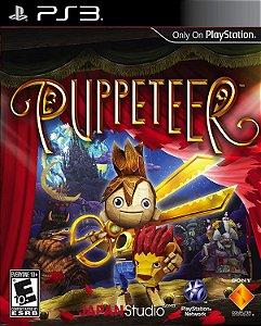 PUPPETEER PS3 PSN MÍDIA DIGITAL