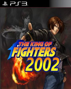 the king of fighters 2002 ps3 psn midia digital
