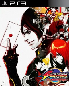 The king of Fighters collection the orochi saga ( ps2 classico) ps3 midia digital