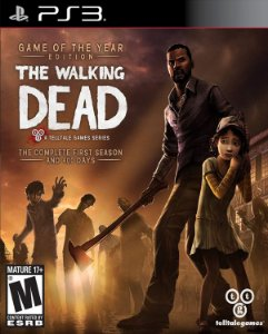 The Walking Dead temporada 1 completa PS3 PSN Mídia digital