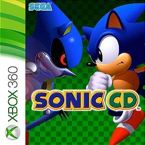 SONIC CD XBOX 360 MÍDIA DIGITAL