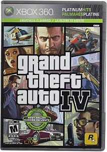 GTA IV XBOX 360 MÍDIA DIGITAL