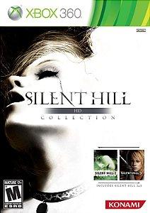 SILENT HILL: HD COLLECTION XBOX 360 MÍDIA DIGITAL