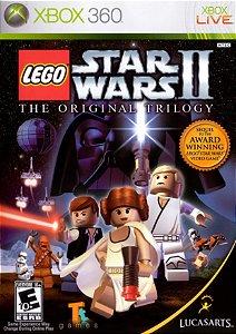 LEGO STAR WARS II XBOX 360 MÍDIA DIGITAL