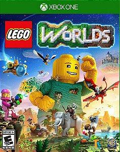 LEGO Worlds Xbox One MÍDIA DIGITAL