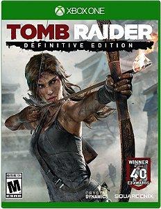 Tomb Raider: Definitive Edition Xbox One MÍDIA DIGITAL