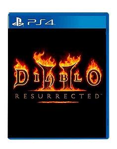 DIABLO RESURRECTED PS4 MÍDIA DIGITAL PRÉ-VENDA