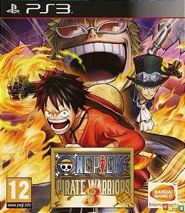 one piece pirate warriors 3 ps3 PSN midia digital