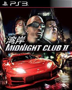 Midnight club 2 ps3 PSN midia digital