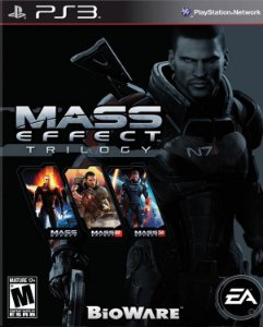 Mass effect trilogy PS3 midia digital PSN