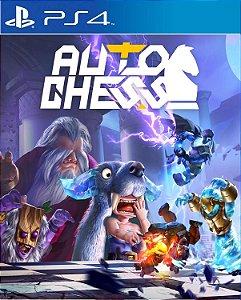 Auto Chess PS4 E PS5 Midia Digital PSN