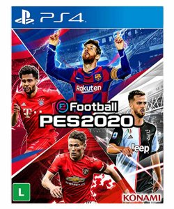 eFootball PES 2020 - Ps4 Psn Mídia Digital