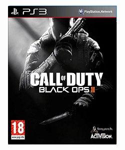 CALL OF DUTY BLACK OPS 2 + REVOLUTION MAP PACK - PS3 PSN MÍDIA DIGITAL