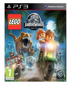 Lego Jurassic World - Ps3 Psn Mídia Digital