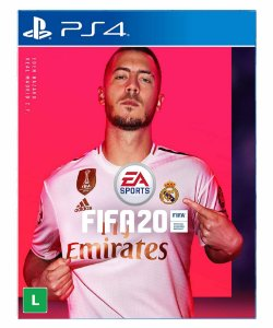 FIFA 20 Standard Edition Português - Ps4 Psn Mídia Digital