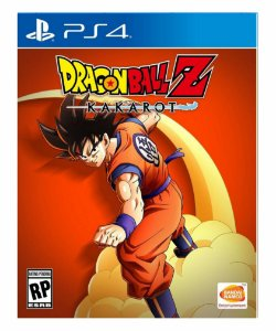 DRAGON BALL Z: KAKAROT - Ps4 Psn Mídia Digital