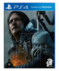 DEATH STRANDING - Ps4 Psn Mídia Digital