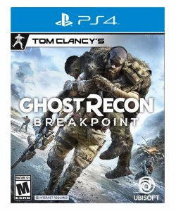 Tom Clancy's Ghost Recon Breakpoint - Ps4 Psn Mídia Digital
