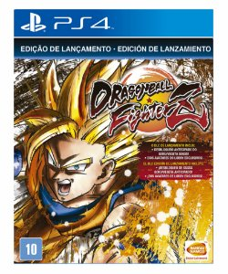 Dragon Ball FighterZ - Ps4 Psn Mídia Digital