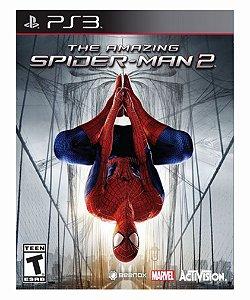 The Amazing Spider Man 2 Ps3 Psn Mídia Digital