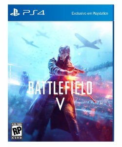 Battlefield V Standard Edition - Ps4 Psn Mídia Digital